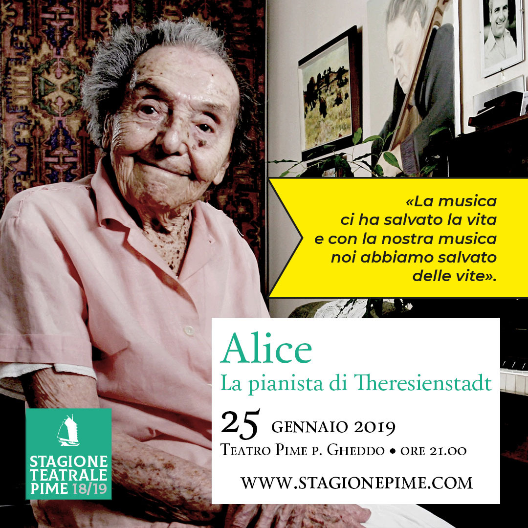 Alice la pianista di Theresienstadt